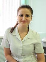 Ахназарова Алена Николаевна стоматолог