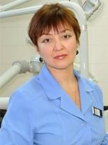 Степанова Наталья Петровна