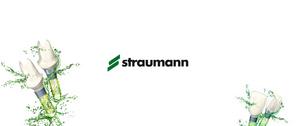 Straumann с коронкой из диоксида циркония